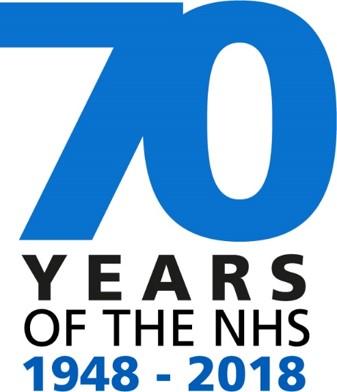 70 years NHS