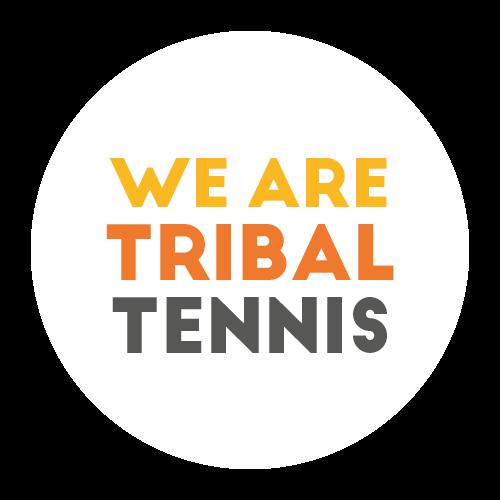 We Are Tribal Tennis Logo